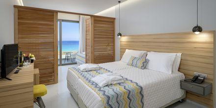 Familie-værelser på Avra Beach i Ixia på Rhodos.