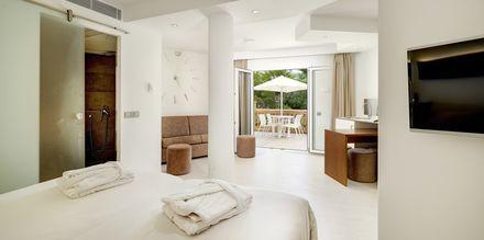 Junior-suiter på Hotel Azul Playa på Mallorca.