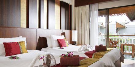 Superior-værelser på Hotel Baan Karon Buri Resort i Phuket, Thailand.