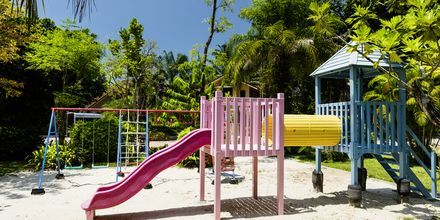 Legeplads på Hotel Baan Khaolak Beach Resort, Thailand.