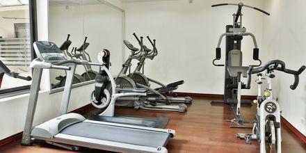 Fitness på Hotel Baan Khaolak Beach Resort, Thailand.