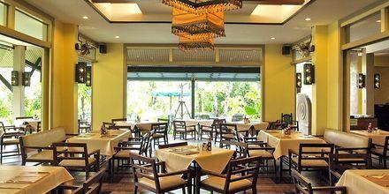 Restaurant på Baan Khaolak Beach Resort, Thailand.