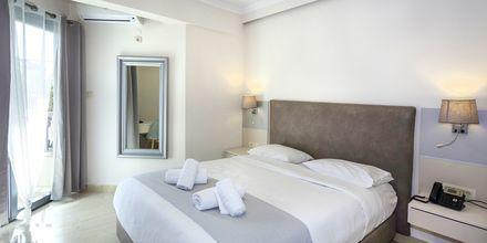 Dobbeltværelse på Hotel Bacoli i Parga, Grækenland.