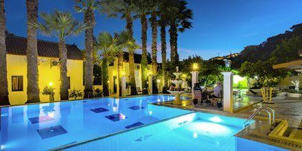 Pool på Hotel Bacoli i Parga, Grækenland.