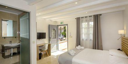 1-værelses lejlighed på Hotel Bacoli i Parga, Grækenland.