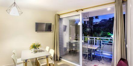 Suite på Hotel Bacoli i Parga, Grækenland.