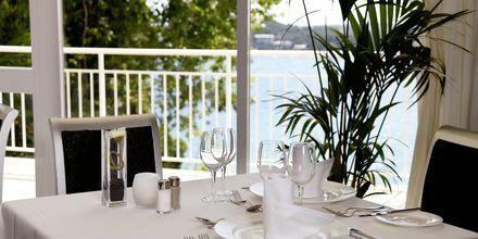 Buffetrestaurant på Hotel Bahia Principe Coral Playa på Mallorca, Spanien