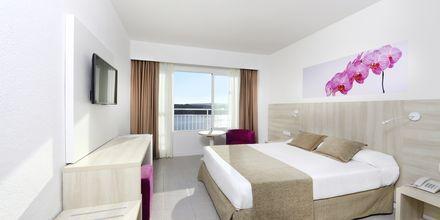 Dobbeltværelse på Hotel Bahia Principe Coral Playa på Mallorca, Spanien