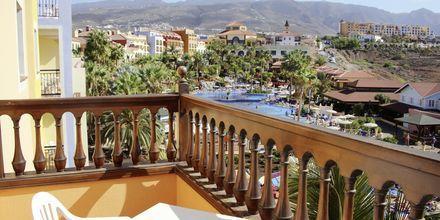Balkonudsigt fra Bahia Principe Sunlight Costa Adeje, Tenerife