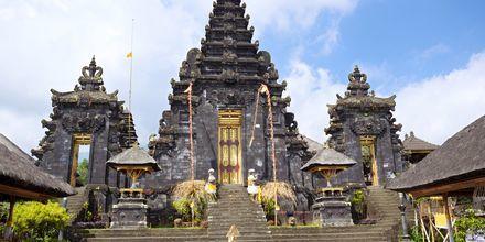 Pura Besakih-templet på Bali.
