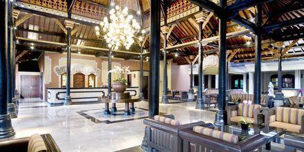 Lobby på Bali Garden Beach Resort i Kuta, Bali.