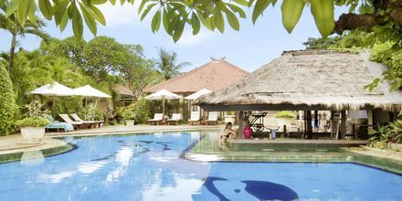 Hotellet Bali Reef Resort i Tanjung, Benoa, Bali.