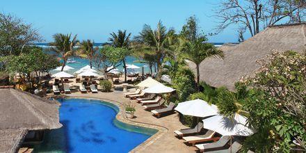 Bali Reef Resort i Tanjung, Benoa, Bali.