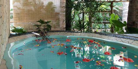 Spaområde på Bamboo Village Resort, Vietnam.