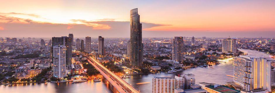 rejser til bangkok