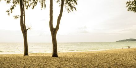 Bangtao Beach på Phuket, Thailand