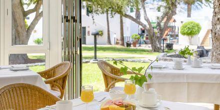 Restaurant på Hotel Barcarola Club på Lanzarote.