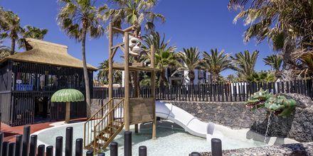 Børnepool på Hotel Barcelo Castillo Beach Resort på Fuerteventura, De Kanariske Øer, Spanien.