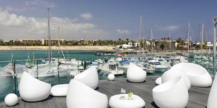 Lounge på Hotel Barcelo Castillo Beach Resort på Fuerteventura, De Kanariske Øer, Spanien.