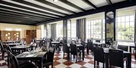 Receptionen på hotel Allegro Ponent Playa i Cala d'Or, Mallorca.