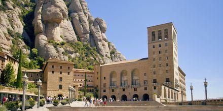Klostret i Montserrat