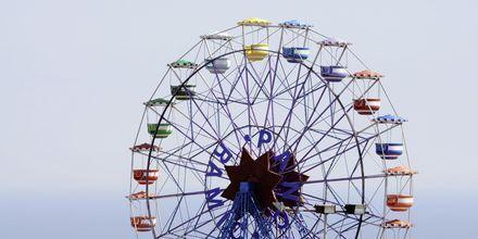 Prøv pariserhjulet