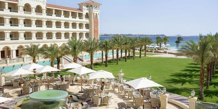 Hotel Baron Palace Resort i Sahl Hasheesh, Egypten.