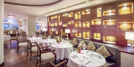 Restaurant på Hotel Baron Palace Resort i Sahl Hasheesh, Egypten.