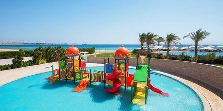 Børnepoolen på Hotel Baron Palace Resort i Sahl Hasheesh, Egypten.