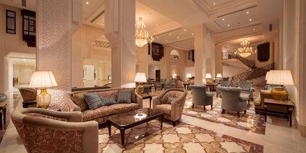 Palace Lobby Bar på Hotel Baron Palace Resort i Sahl Hasheesh, Egypten.