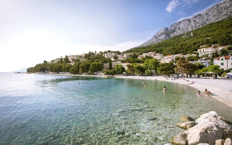 Strand i Baska Voda