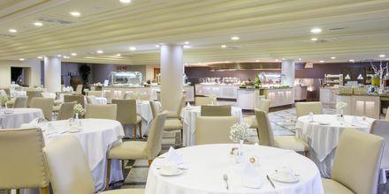 Buffetrestaurant på Hotel Be Live Collection Palace de Muro, Mallorca, Spanien.