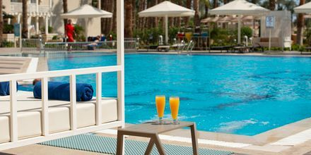 Pool kun for Apollos gæster på Hotel Beach Albatros Resort i Hurghada, Egypten.
