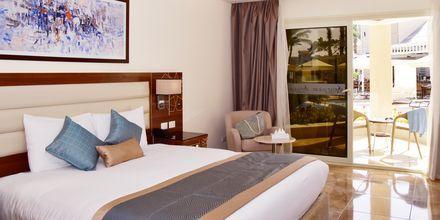 Junior-suite på Hotel Beach Albatros Resort i Hurghada, Egypten.