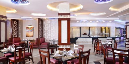 Orientalsk restaurant på Hotel Beach Albatros Resort i Hurghada, Egypten