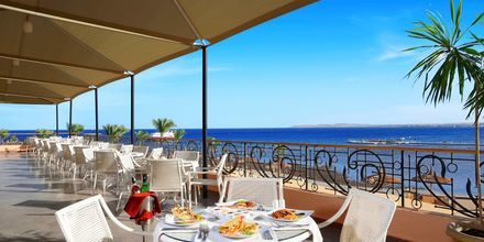 Mexicansk restaurant på Hotel Beach Albatros Resort i Hurghada, Egypten