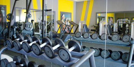 Apollos fitnessrum på Hotel Beach Albatros Resort i Hurghada, Egypten.