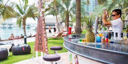 Bar på Hotel Beach Rotana Abu Dhabi, De Forenede Arabiske Emirater.