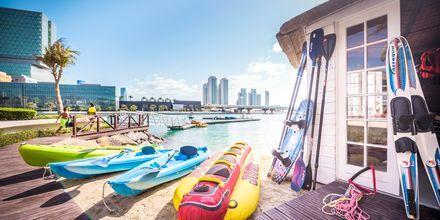 Sportsaktiviteter på Hotel Beach Rotana Abu Dhabi, De Forenede Arabiske Emirater.