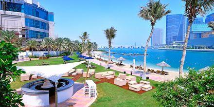 Hotel Beach Rotana Abu Dhabi, De Forenede Arabiske Emirater.