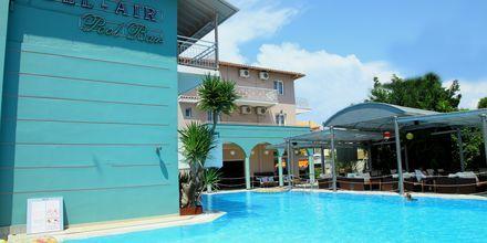 Poolen på Hotel Bel Air på Lefkas, Grækenland.