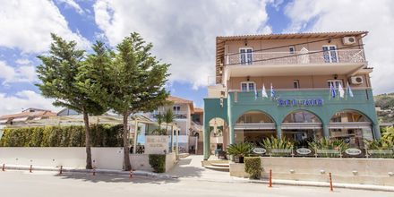 Hotel Bel Air på Lefkas, Grækenland.