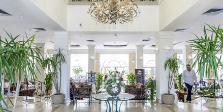 Lobby på hotel Bella Vista i Hurghada, Egypten