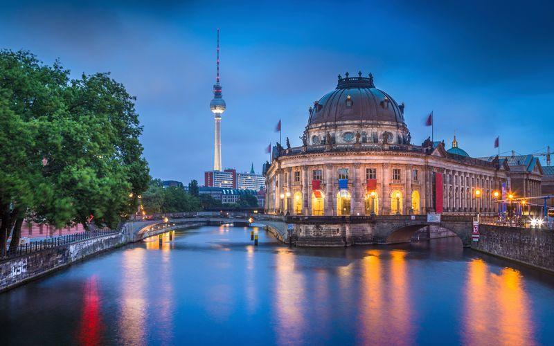 rejse til berlin med hotel