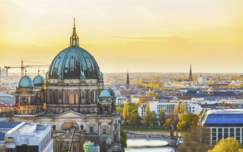 afbudsrejser til berlin
