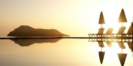 Hotel Blue Dome i Platanias, Kreta
