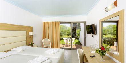 Superior-værelse i bungalow på Hotel Blue Horizon, Rhodos.