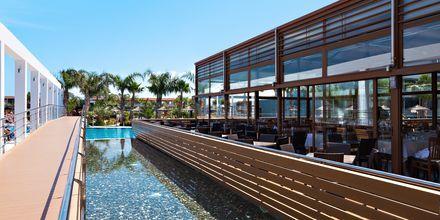 Restaurant på Blue Lagoon Resort på Kos, Grækenland
