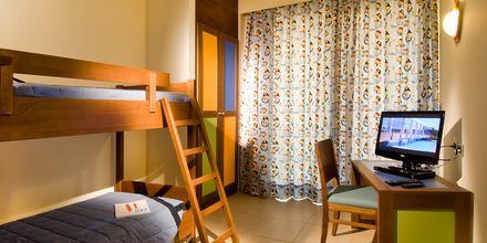 Familie-værelse på Blue Lagoon Resort på Kos, Grækenland