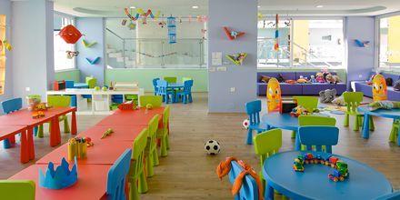 Børneklub på Blue Lagoon Resort på Kos, Grækenland